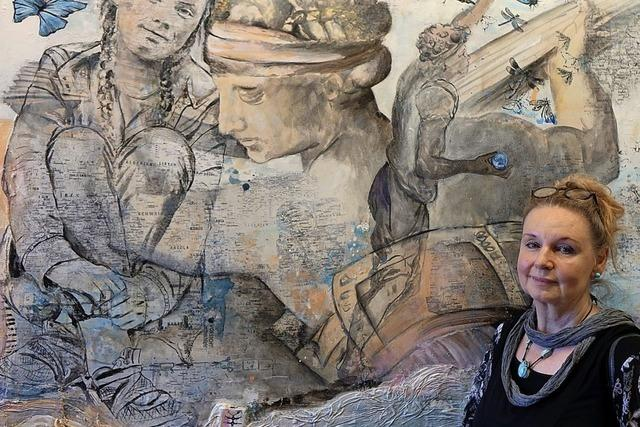 Brückenbauerin zwischen Geschichte und Gegenwart
