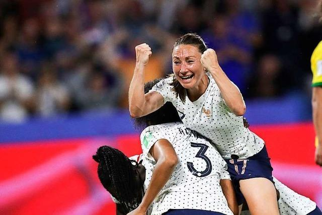 Der französische oder der amerikanische Traum wird schon im Viertelfinale zu Ende gehen