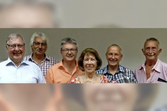 Neun Mitglieder bringen es zusammen auf 417 Jahre