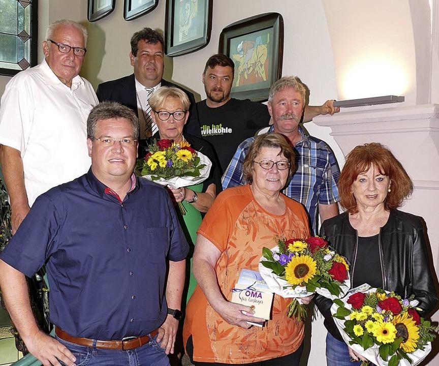 <BZ-Keyword>Gemeinderat Schönau:</BZ-K...inten: Bürgermeister Peter Schelshorn   | Foto: Sattelberger