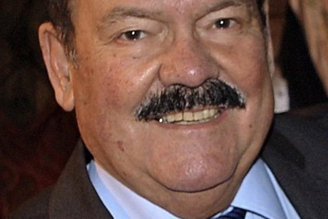 Wagner wird Ehrenbürger