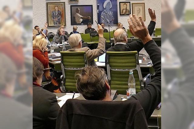 Anregungen für den Gemeinderat