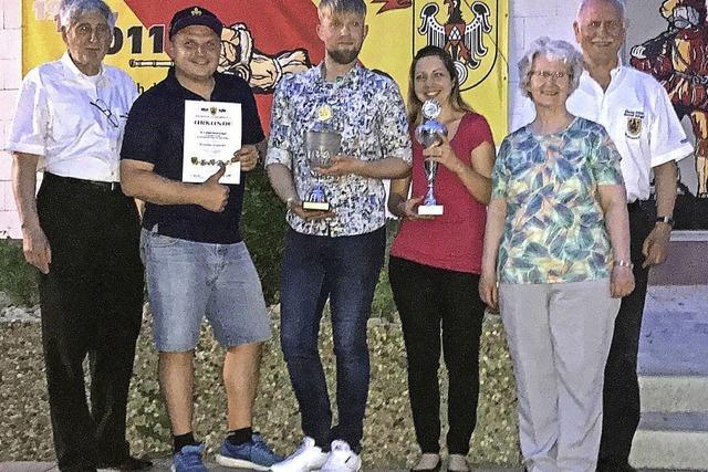 Breisacher Weintroll gewinnt den Wanderpokal
