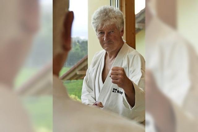 Ein Schwarzwälder Karatemeister