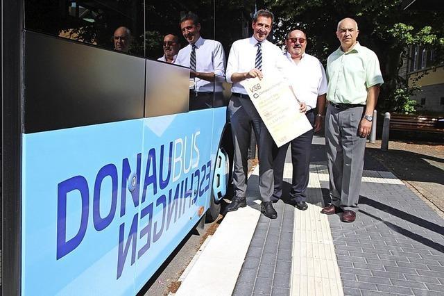 Für 1,50 Euro in Stadtbus einsteigen