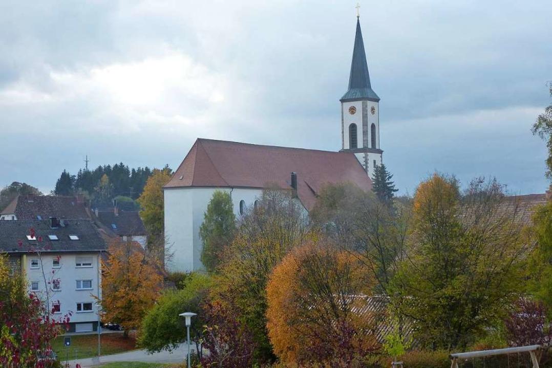 Die Pfarrkirche St. Michael in Löffingen  | Foto: Karla Scherer