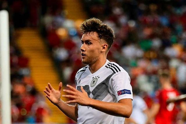 Warum Luca Waldschmidt bei der U-21-Europameisterschaft so gut spielt