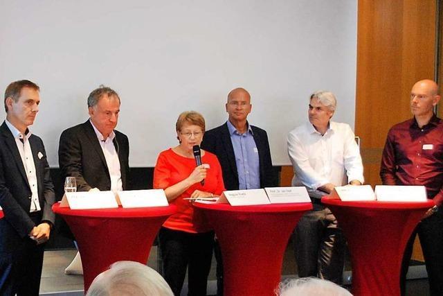 Das Wirtschaftsforums von Metrobasel in Lörrach stand im Zeichen der Digitalisierung