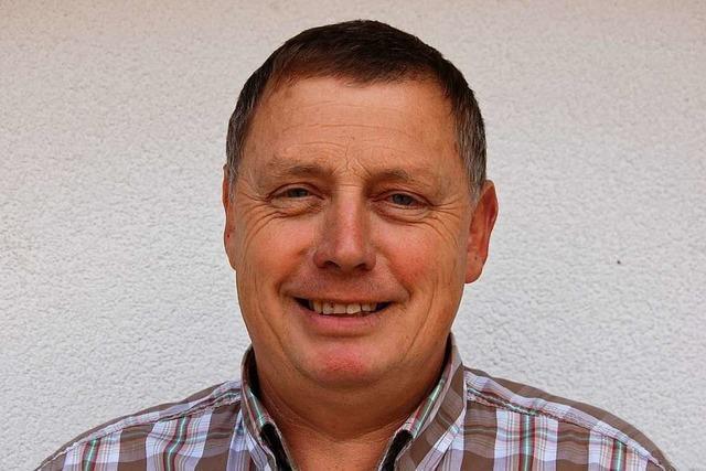 Helmut Roth soll neuer Ortsvorsteher werden