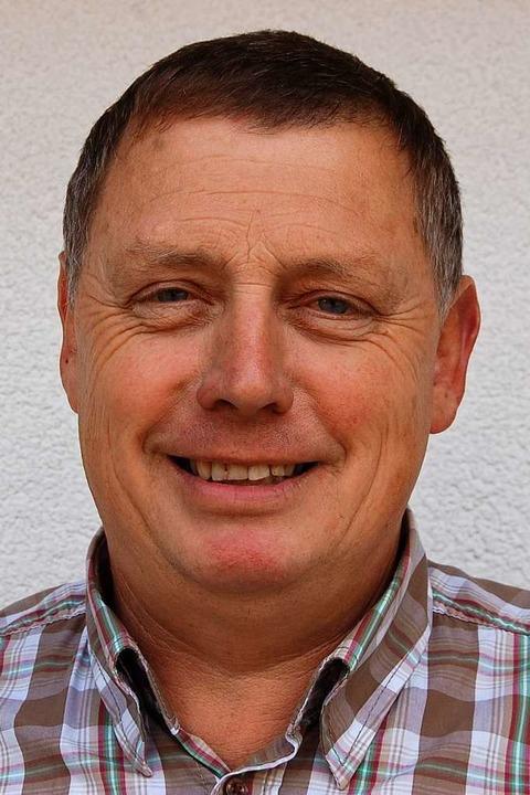 Helmut Roth soll neuer Ortsvorsteher von Ichenheim werden.    Foto: Hagen Späth