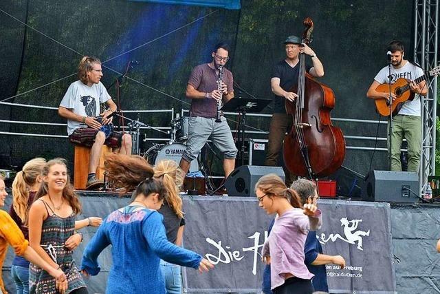 In Freiburg gibt es am Wochenende viele musikalische Veranstaltungen