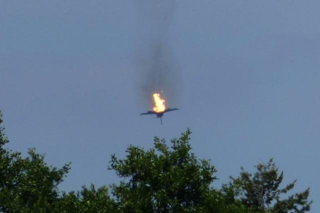 Wer Sicherheit will, muss die Eurofighter auch üben lassen