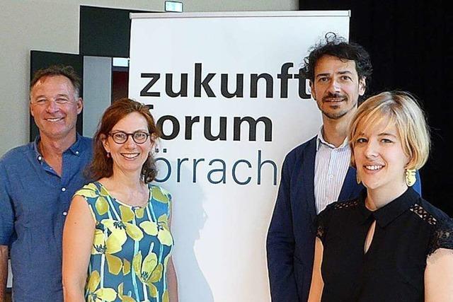 Die Zukunftswerkstatt Lörrach+ zieht Zwischenbilanz