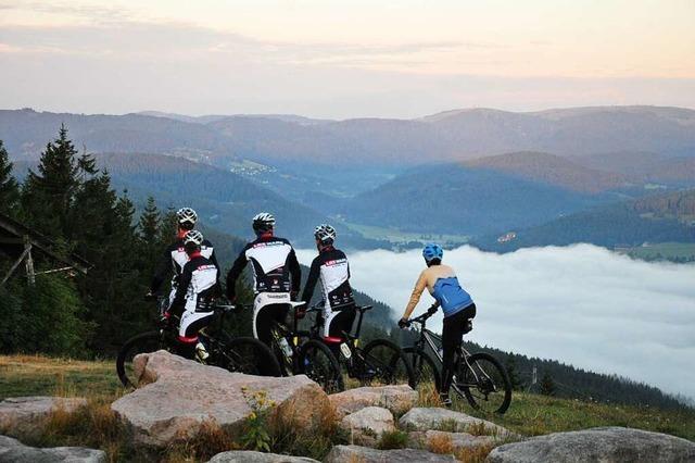 Mit Karacho den Berg runter: Die schönsten MTB Trails im Hochschwarzwald