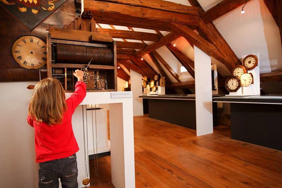 Auch das Klostermuseum in St. Märgen ist immer einen Besuch wert.  | Foto: Hochschwarzwald Tourismus GmbH