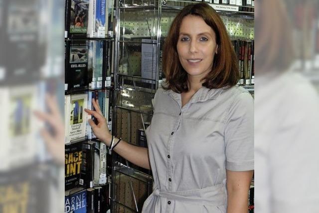Sabine Ließfeld ist die Leseförderung ist wichtig