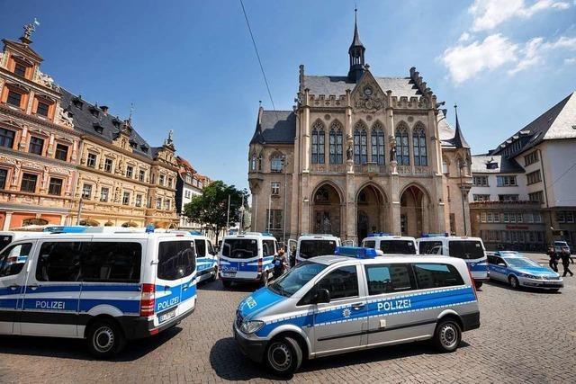 Bombendrohungen gegen Rathäuser in mehreren Städten