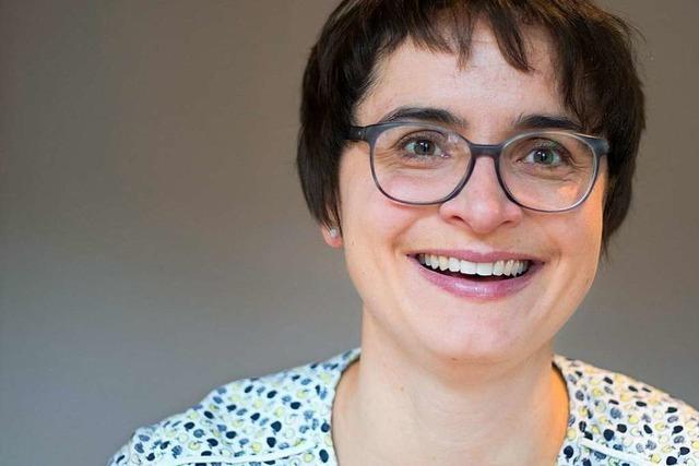 Friederike Großmann will sich in Heuweiler für Familien und Entwicklung einsetzen