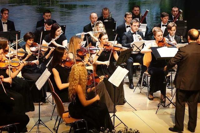 100 Musiker wollen Beethovens Neunte Sinfonie im Bürgersaal aufführen