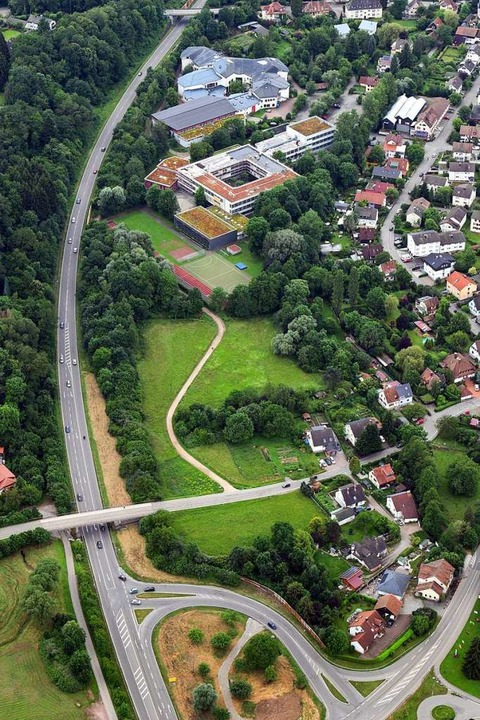 Ausblick: Die Stadt will die Breitmatt...darf jetzt erst einmal  weiterplanen.     Foto: Erich Meyer