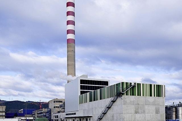Turbine nach zwei Monaten in Reparatur