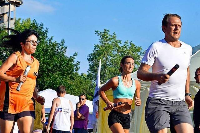 24-Stunden-Lauf für Kinderrechte in Freiburg wegen Hitze abgesagt