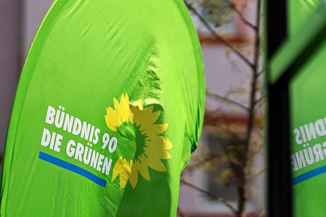 Zu einer Änderung innerhalb der Grünen...or der neue Gemeinderat zusammentritt.  | Foto: Michael Reichel (dpa)