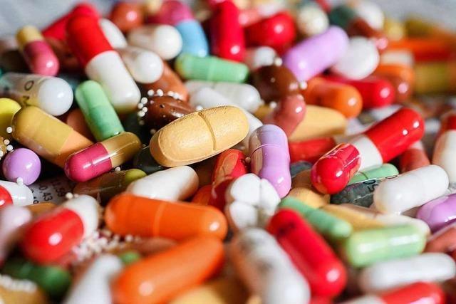 Ab fünf Medikamenten sind Wechselwirkungen nicht mehr vorherzusagen