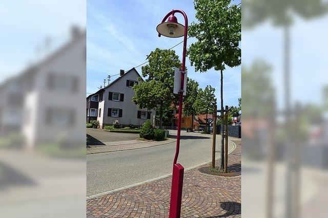 LED-Technik auch für alte Straßenlaternen