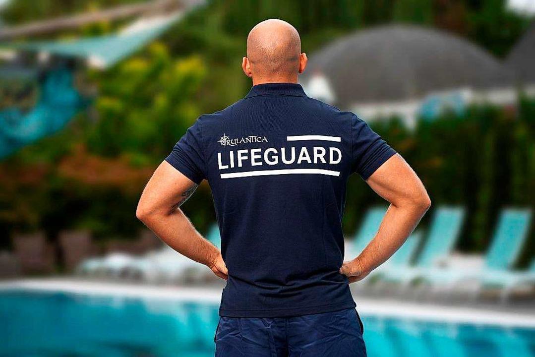 Mit der Eröffnung der Wasserwelt Rulantica gefragt: Rettungsschwimmer.    Foto: Europa-Park