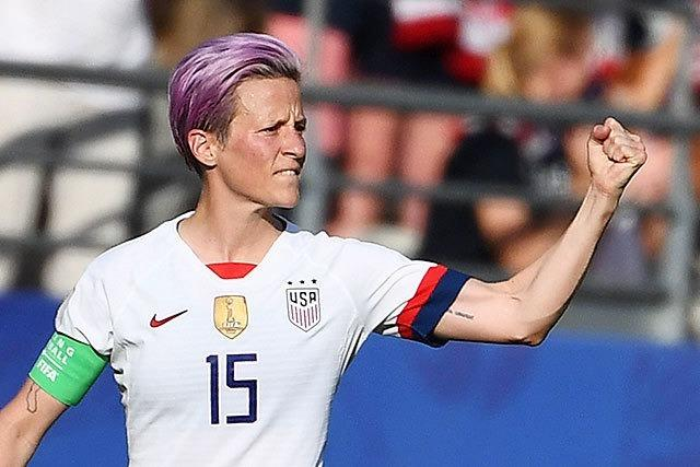 Spielerinnen setzen starke politische Statements bei der WM