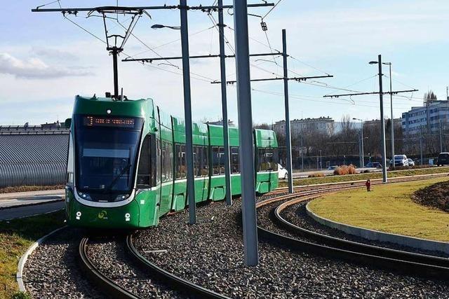 Nur noch vereinzelt Zwischenfälle in der Tram 3 nach Saint-Louis