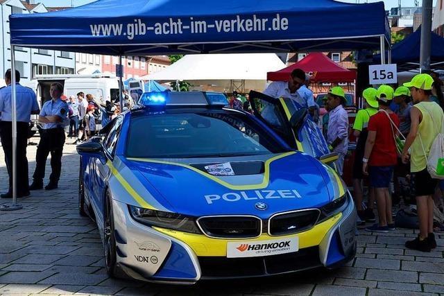 Raserei ist Todesursache Nummer eins in Baden-Württemberg