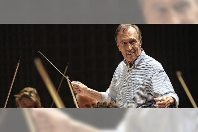 Das Musikfestival Colmar als Hommage an den großen Dirigenten Claudio Abbado
