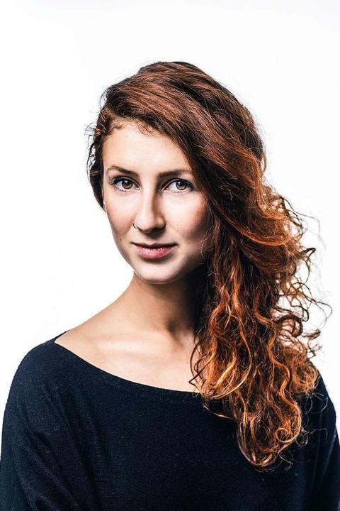 Sophie Le Meillour ist Visual Artist und VJ.   | Foto: Privat