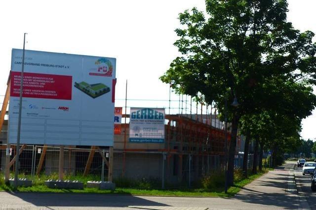 Caritas erweitert ihren Bau in Denzlingen für Azubi-Wohnungen