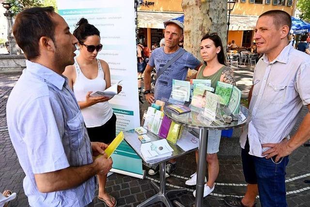 Bei der Drogenhilfe Freiburg finden Menschen mit Suchterkrankung Hilfe auf allen Ebenen