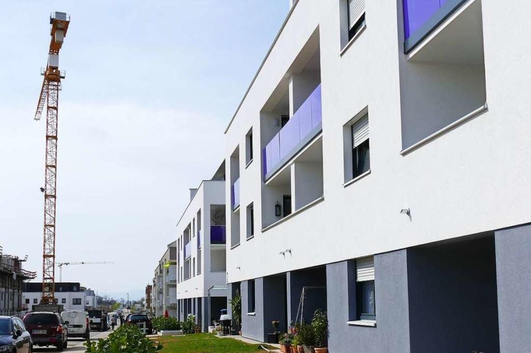 Am Beispiel der Wohngebiete Kurgarten ...nde nach zukunftsweisenden Konzepten.   | Foto: Frank Schoch