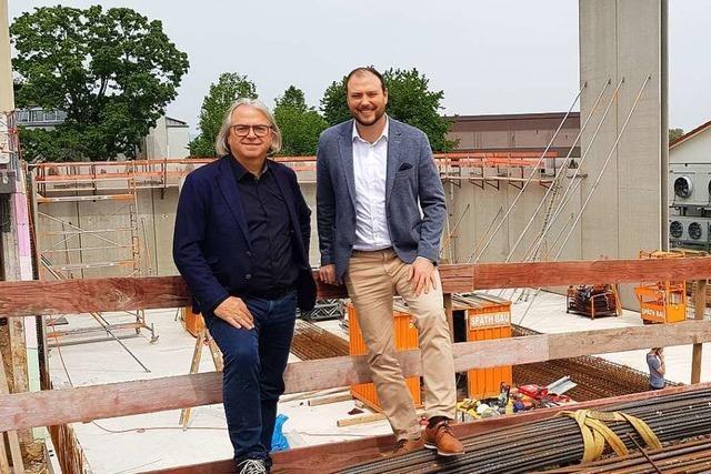 Winzergenossenschaft Wolfenweiler investiert 5 Millionen Euro in Erweiterungsbau