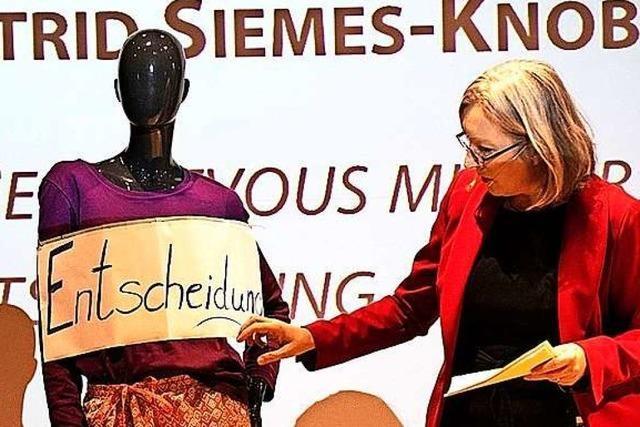 Müllheims Bürgermeisterin verzichtet auf erneute Kandidatur