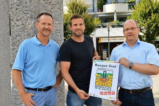 Burger Fest-Organisatoren: