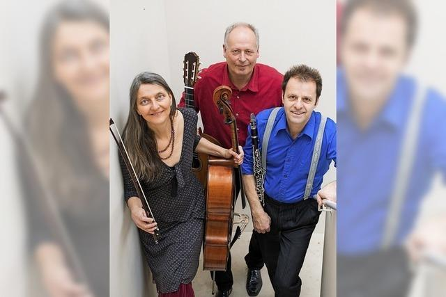 Trio Briósh in Waldkirch