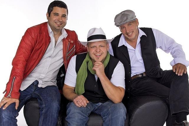 Trio Traumfänger gibt Konzert in der Schwarzwaldspitze in Todtmoos