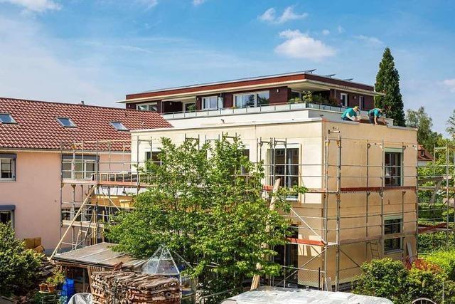 Baugenossenschaft Familienheim wächst weiter