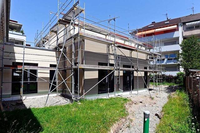 Die Stadt Freiburg behandelt Baugenossenschaften ungleich