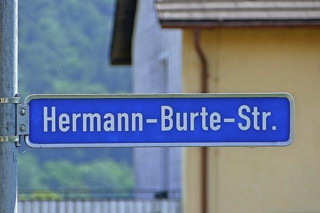 Hermann Burte bleibt ein Dauerbrenner