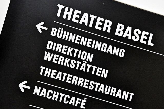Theater Basel bekommt weniger Geld als erhofft