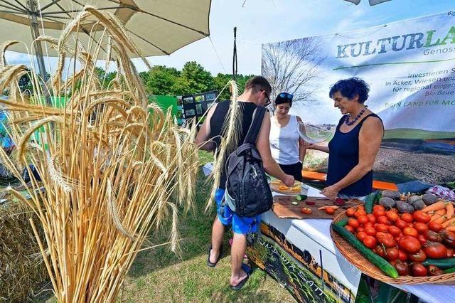 Ab Sonntag beginnen die Agrikulturwochen