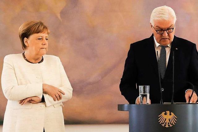 Merkels erneuter Zitteranfall: Nur eine Kopfsache?