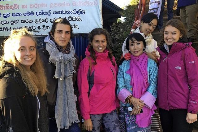 Gerne wieder: Adam Peak Sri Lanka